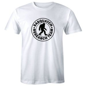 Official Bigfoot Research Team Sasquatch T-shirt